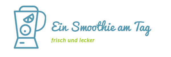 Ein Smoothie am Tag logo